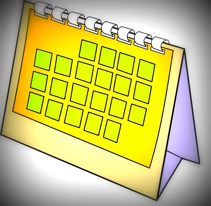 Calendario retocado
