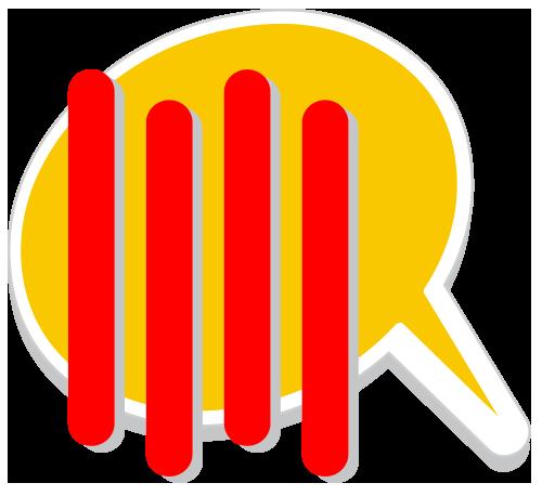 Hablar en catalán